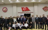 ÖĞRENCİLER - Başkan Tutal, 24 Kasım'da Öğretmenleri Unutmadı