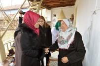 GEÇMİŞ OLSUN - 'Baştacı' Projesi Kapsamında Ev Ziyareti