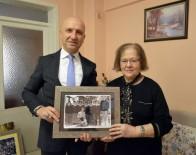 İLKOKUL ÖĞRETMENİ - Belediye Başkanı 39 Yıl Sakladığı Fotoğrafı Öğretmenine Hediye Etti