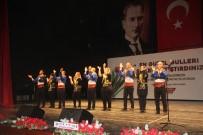 SIVIL TOPLUM KURULUŞU - Bilecik'te 24 Kasım Öğretmenler Günü Kutlandı