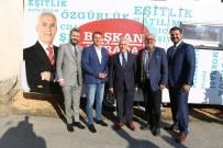MUSTAFA BOZBEY - Bozbey Açıklaması 'İrfaniye Projelerin Tamamlanmasıyla Gülümseyecek '