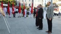AHMET AKıN - Burhaniye'de Öğretmenler Günü Kutlandı