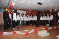 YAVUZ SULTAN SELİM - Çaldıran'da 24 Kasım Öğretmenler Günü