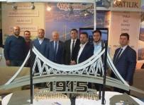 BULDUK - Çanakkale 1915 Köprüsünün Maketi İlgi Görüyor
