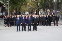 Çankırı'da 24 Kasım Öğretmenler Günü Kutlandı