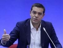 KEMER SIKMA - Yunanistan Başbakanı Çipras'tan AB'ye Almanya eleştirisi