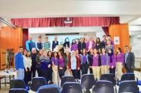 EDEBIYAT - Düzce Üniversitesi Öğretim Üyesi Liselilerle Buluştu