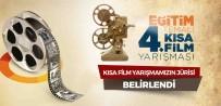 SİNEMA OYUNCUSU - 'Eğitim' Temalı Kısa Film Yarışmasının Jürisi Belirlendi
