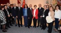 HACETTEPE ÜNIVERSITESI - ESOGÜ Prof. Dr. Yurdanur Akgün'ü Törenle Emekliliğe Uğurladı