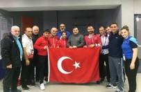 BAYHAN - Evin Demirhan dünya şampiyonu