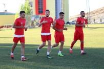 KIRMIZI KART - Evkur Yeni Malatyaspor U21 Takımı, Beşiktaş Maçına Hazır