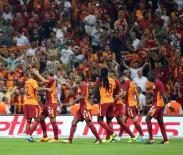 KIRMIZI KART - Galatasaray İle Aytemiz Alanyaspor 3. Randevuda
