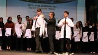 ŞAHINBEY ARAŞTıRMA VE UYGULAMA HASTANESI - GAÜN'de 74 Öğrenci Beyaz Önlük Giydi