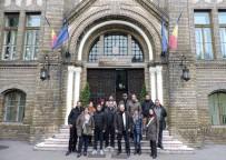 İSPANYA - GAÜN Öğretim Üyeleri Romanya'da Eğitim Verdi