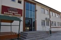 CENAZE - Gaziantep'te İlçelere 34 Sosyal Tesis