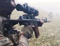 ÇATIŞMA - Giresun'da PKK'lı teröristlerle çatışma!