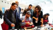TELEFON KILIFI - Girişimciler Hünerlerini Ankara'da Sergiledi