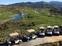 GOLF - Golf Kulüpleri Kuşadası'ndaki Dostluk Turnuvasında Buluşacak