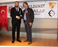SINAN VARDAR - Göztepe Ve Altay'a 'Şampiyonluk Ödülü'