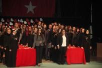 HALK OYUNLARI - Hakkari'de 24 Kasım Öğretmenler Günü