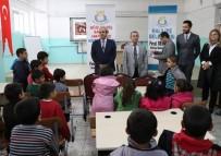 DIŞ HEKIMI - Haliliye'de Çocuklara Diş Sağlığını Anlatıldı