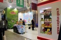 MÜSLÜMAN - Helal Expo'da Çaykur, 'Çaylar Bizden' Dedi
