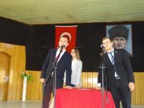 İMAM HATİP ORTAOKULU - Hisarcık'ta Genç Öğretmenler Yemin Etti