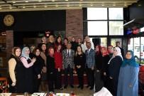 DERNEK BAŞKANI - Isparta Belediyesi'nden Personel Öğretmenlere Kutlama