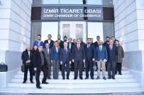 İZMIR TICARET ODASı - İTO Binasını Tanıtan Demirtaş, Eski Binanın Eğitime Ayrıldığını Açıkladı