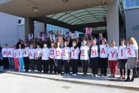 BASIN AÇIKLAMASI - Kadın Sağlıkçılardan 'Kadına Şiddete Hayır' Çağrısı