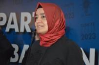 ESNEK ÇALIŞMA - 'Kadınlarımızı Güçlendirecek Çok Büyük Çalışmalar Yaptık'