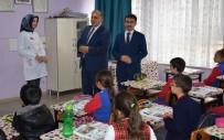FOLKLOR - Kaymakamdan Okul Ziyareti