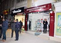 VİTRİN - Malatya'da Kilise Temsilciliğine Saldırı