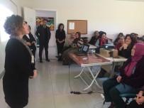 AİLE DANIŞMA MERKEZİ - Manisa'da Kadına Yönelik Şiddete Karşı Bilinçlendirme Eğitimi
