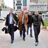 İHALEYE FESAT - Mersin Büyükşehir Belediyesinde 'İhaleye Fesat Karıştırma' Davası