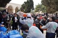 SIVIL TOPLUM KURULUŞU - Mirasımız Derneği'nden Kudüslü Müslümanlara Gıda İkramı