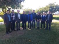 DERNEK BAŞKANI - Mülteciler Komiserliği Üyeleri Antalya'da