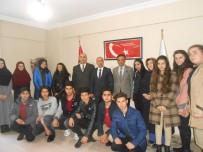 MUSTAFA YIĞIT - Nevzat Karabag Anadolu Lisesi Öğrencilerinden Anlamlı Bağış