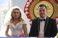 EREN ARSLAN - Nikah Takısı 'Kelepçe' Oldu