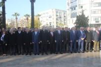ATATÜRK - Öğretmenler Günü Denizli'de Törenle Kutlandı