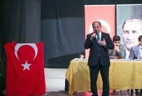 RECEP AKDAĞ - 'PKK Yerlere Serilmiş Paspas Gibidir'