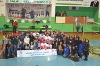 MILLI EĞITIM MÜDÜRLÜĞÜ - Salihli'de '24 Kasım Voleybol Turnuvası' Düzenlendi