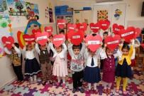 ŞEHITKAMIL BELEDIYESI - Şehitkamilli Minikler, Öğretmenlerini Unutmadı