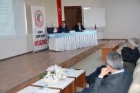 SAĞLIK ÇALIŞANLARINA ŞİDDET - Selçuk Üniversitesi Tıp Fakültesi'nde Sağlıkta Şiddet Konuşuldu