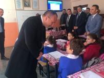 EMNİYET AMİRLİĞİ - Siirt Valisi Atik Pervari'de Ziyarette Bulundu