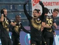 MUSA ÇAĞıRAN - Osmanlı Ümit Özat'a ilk maçında acımadı