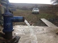 KANALİZASYON - Suyu Yetersiz Gelen Sarıaliler'e Yeni Sondaj