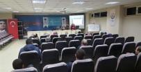 CENGIZ ŞAHIN - Tatvan'da Girişimcilik Kursu