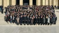 ATATÜRK - TED Ankara Koleji  Öğretmenler Gününde Anıtkabir'i Ziyaret Etti