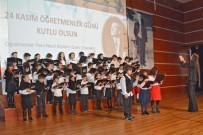 MÜZİK ÖĞRETMENİ - TED Şanlıurfa Koleji'nde 24 Kasım Coşkusu